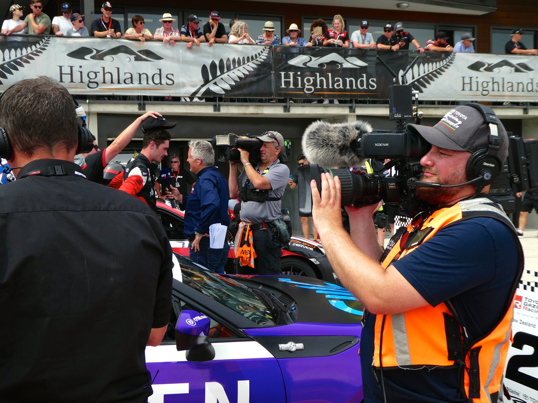 Speedworks Motorsport NZ Championships Highlands